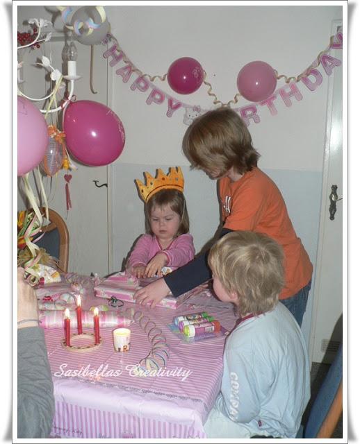 Happy Birthday kleiner Schatz 33