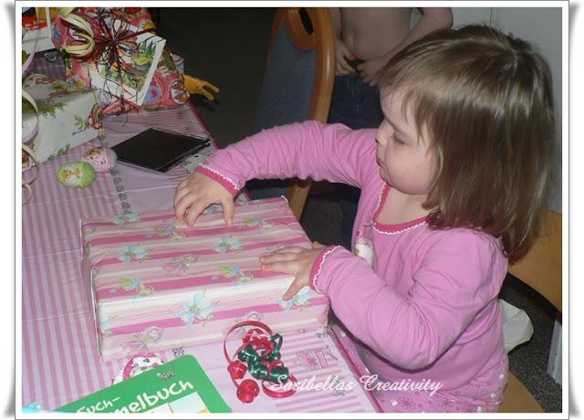 Happy Birthday kleiner Schatz 8