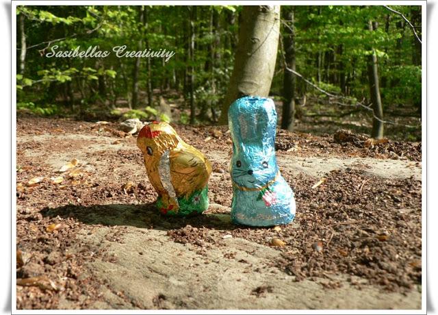 Ostern bei uns und ein Ausflug nach Barmstedt 34
