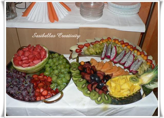 Tischdeko zum 60.Geburtstag mit Stampin up 14