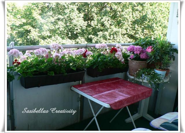 Fundgrube, Sommerpause, Balkonbilder + Verlosung 36