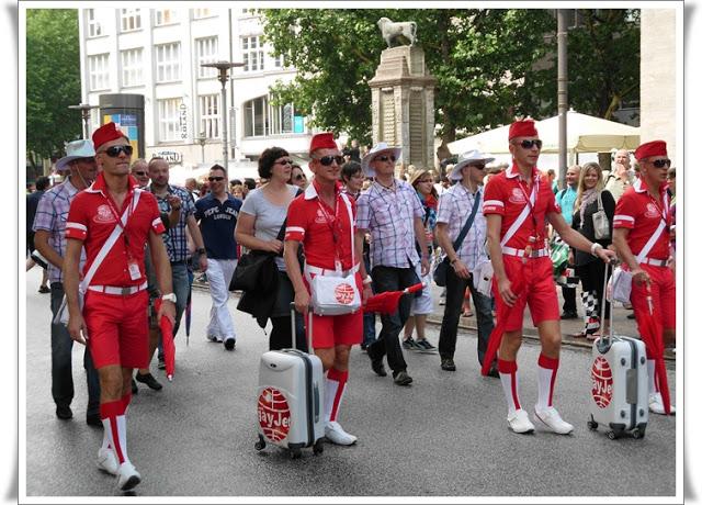 Christopher Street Day Hamburg + Info zur Fundgrube 67