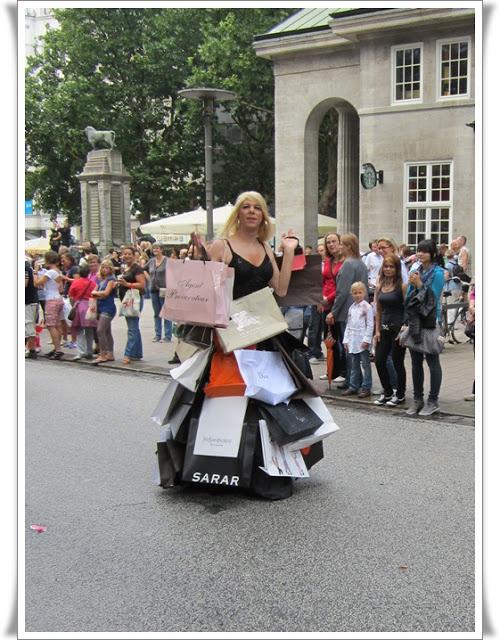 Christopher Street Day Hamburg + Info zur Fundgrube 70