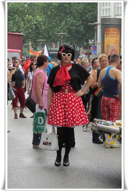 Christopher Street Day Hamburg + Info zur Fundgrube 73