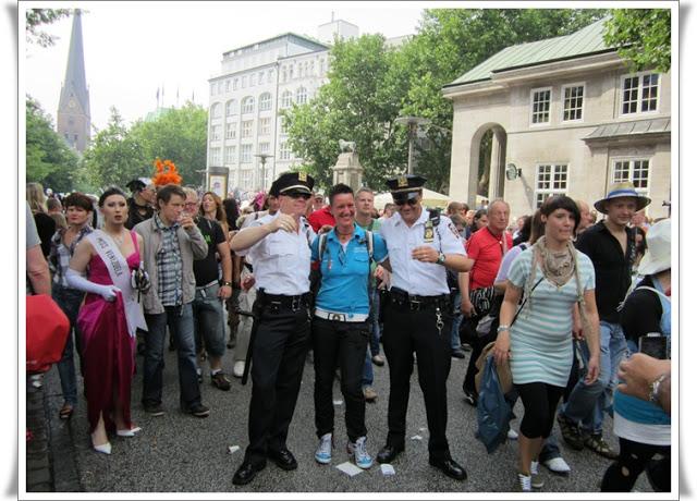 Christopher Street Day Hamburg + Info zur Fundgrube 81