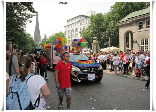 Christopher Street Day Hamburg + Info zur Fundgrube 82