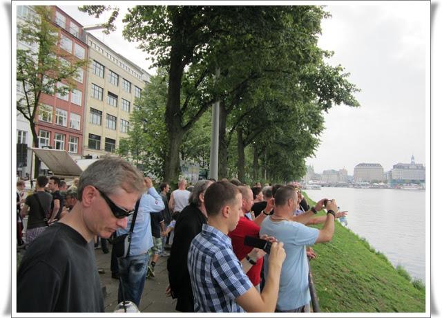 Christopher Street Day Hamburg + Info zur Fundgrube 90