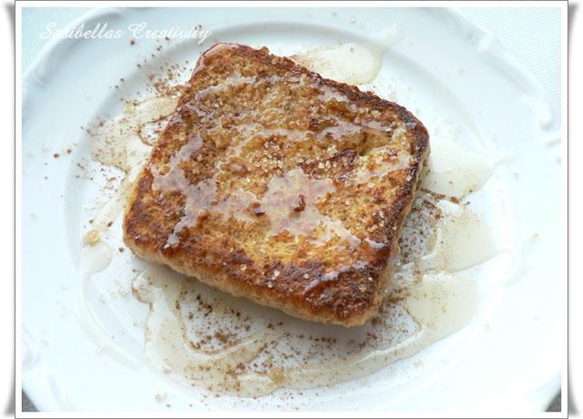Reiche Ritter /French Toast with Nutella Filling 2