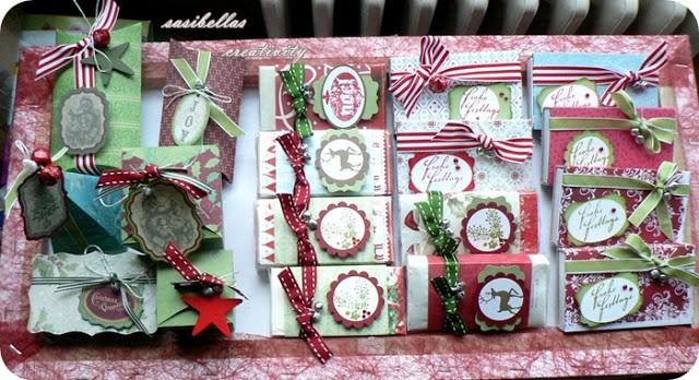DIY -kleine Weihnachtsgeschenke für den Postboten,die Bäckersfrau oder die Erzieher eurer Kinder 1