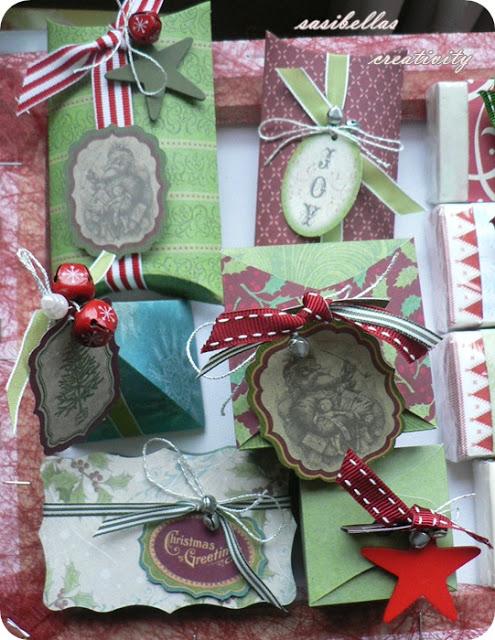 DIY -kleine Weihnachtsgeschenke für den Postboten,die Bäckersfrau oder die Erzieher eurer Kinder 2