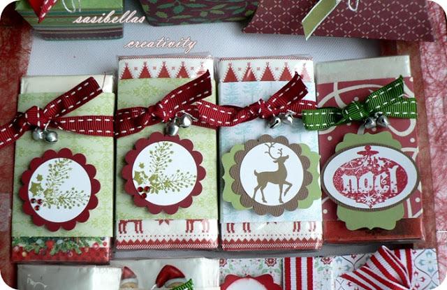 DIY -kleine Weihnachtsgeschenke für den Postboten,die Bäckersfrau oder die Erzieher eurer Kinder 3