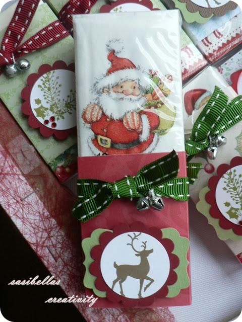 DIY -kleine Weihnachtsgeschenke für den Postboten,die Bäckersfrau oder die Erzieher eurer Kinder 4