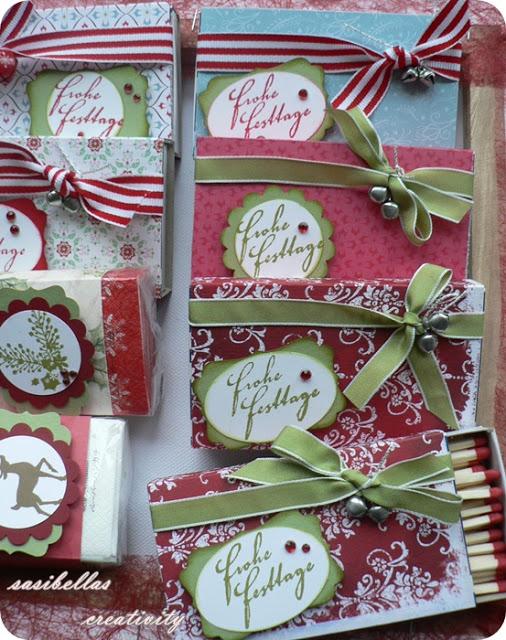 DIY -kleine Weihnachtsgeschenke für den Postboten,die Bäckersfrau oder die Erzieher eurer Kinder 5