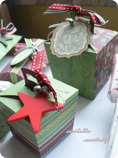 DIY -kleine Weihnachtsgeschenke für den Postboten,die Bäckersfrau oder die Erzieher eurer Kinder 7