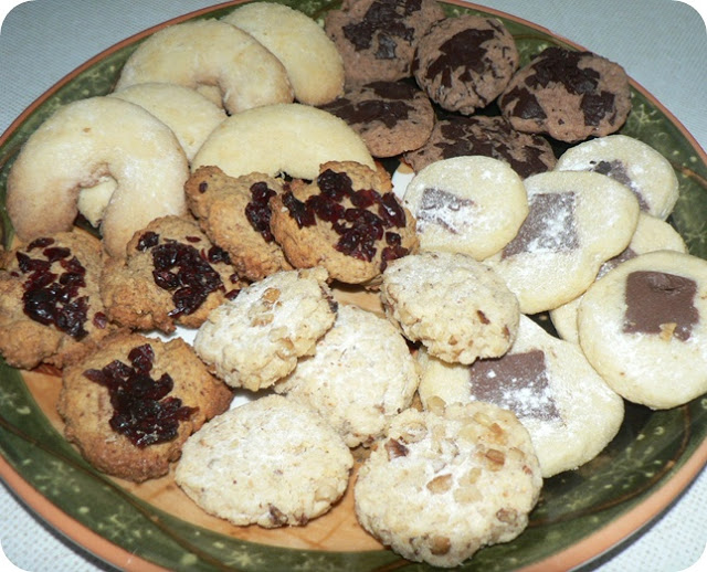 Adventskalendertürchen 15 - weihnachtliche Keksrezepte 7