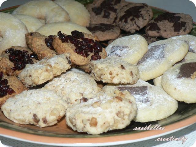 Adventskalendertürchen 15 - weihnachtliche Keksrezepte 8