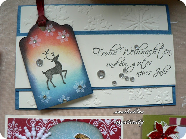 Weihnachtsgeschenke für die Kita Erzieherinnen und ein selbstgemachter Kalender 25