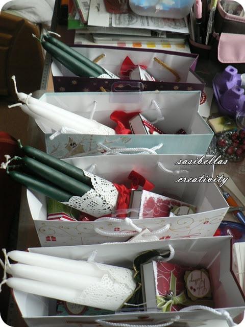 Weihnachtsgeschenke für die Kita Erzieherinnen und ein selbstgemachter Kalender 26