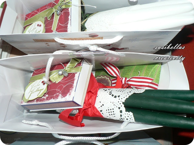 Weihnachtsgeschenke für die Kita Erzieherinnen und ein selbstgemachter Kalender 27
