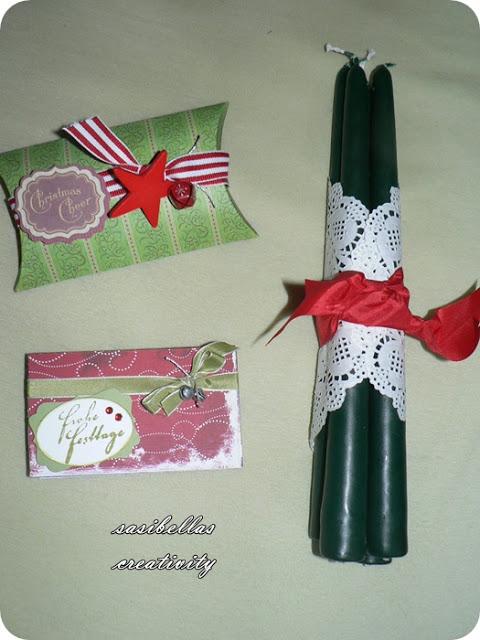 Weihnachtsgeschenke für die Kita Erzieherinnen und ein selbstgemachter Kalender 28