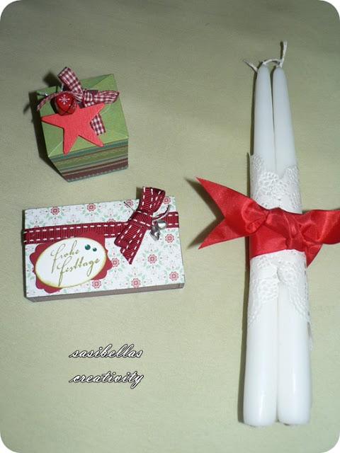 Weihnachtsgeschenke für die Kita Erzieherinnen und ein selbstgemachter Kalender 29