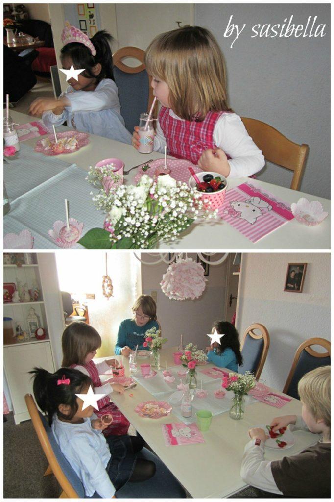 Mädchengeburtstag - ein Traum in rosa 40