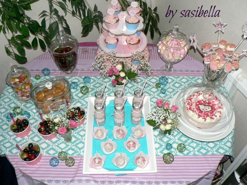Mädchengeburtstag - ein Traum in rosa 31