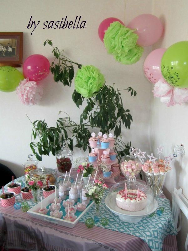 Mädchengeburtstag - ein Traum in rosa 36