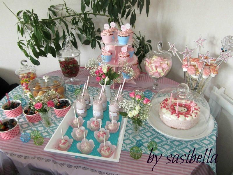 Mädchengeburtstag - ein Traum in rosa 37