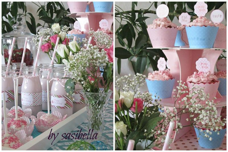 Mädchengeburtstag - ein Traum in rosa 39