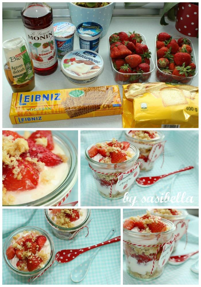 Erdbeer Trifle 13