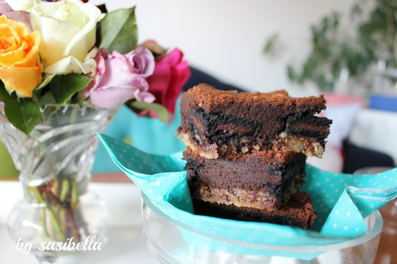 Sonntagssüße Slutty Brownies 13