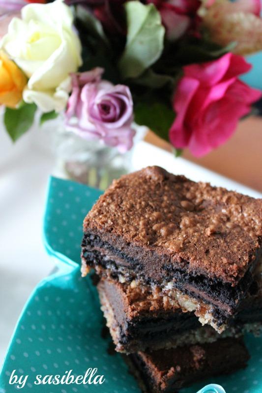 Sonntagssüße Slutty Brownies 14