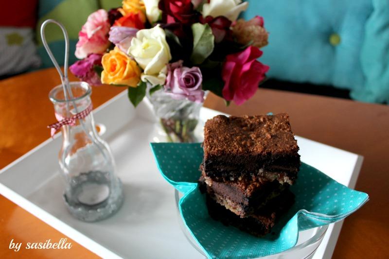 Sonntagssüße Slutty Brownies 5