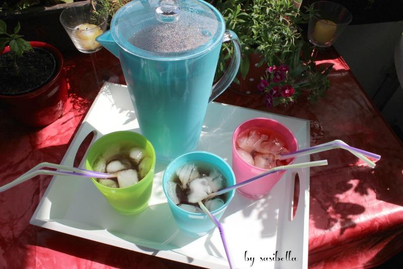 Sommer-Sonntag + Rezept für Chocolate Eclair Dessert. 19