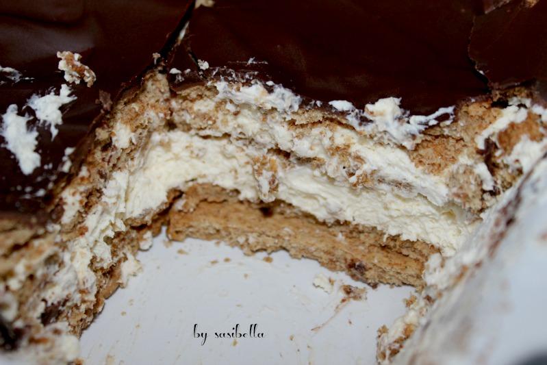 Sommer-Sonntag + Rezept für Chocolate Eclair Dessert. 24