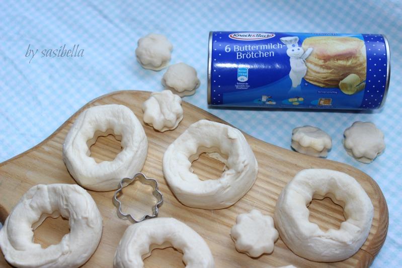 Sonntagssüß - Schnelle Donuts 17
