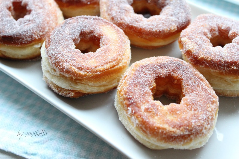 Sonntagssüß - Schnelle Donuts 20