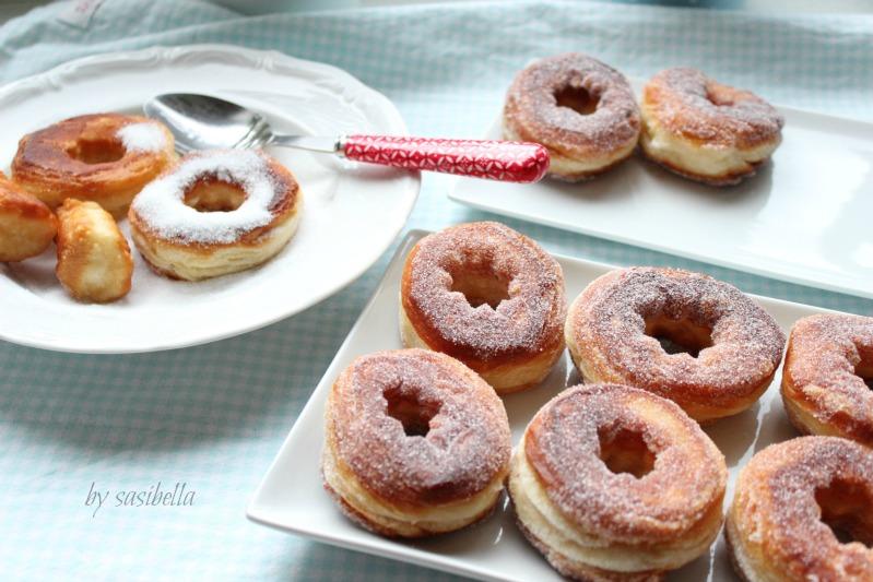 Sonntagssüß - Schnelle Donuts 19