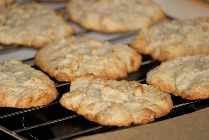 """""""Lecker(e)"""" Cookies - Blaubeere und Banane/Walnuss 17"""
