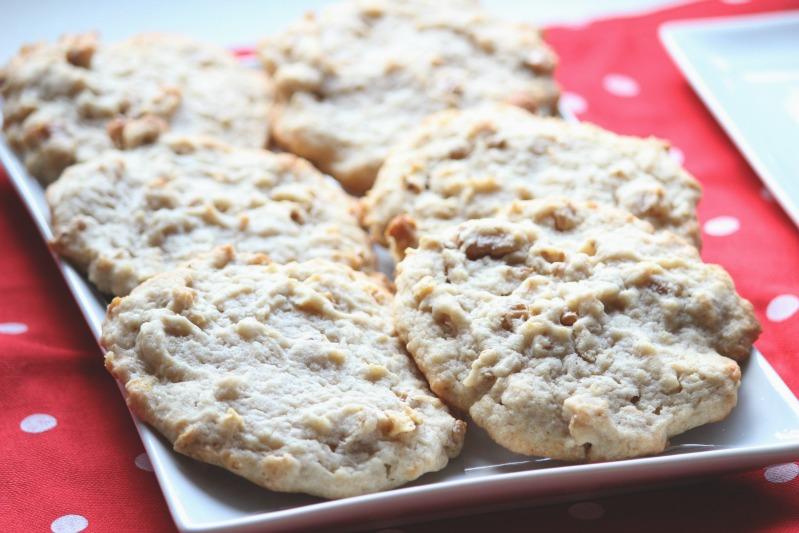 """""""Lecker(e)"""" Cookies - Blaubeere und Banane/Walnuss 18"""