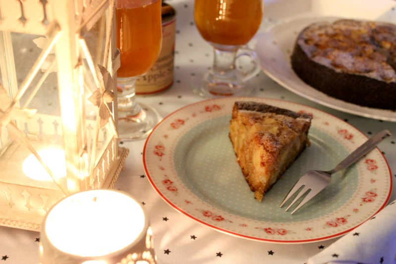 Apple Cinnamon Cake & Punsch 11
