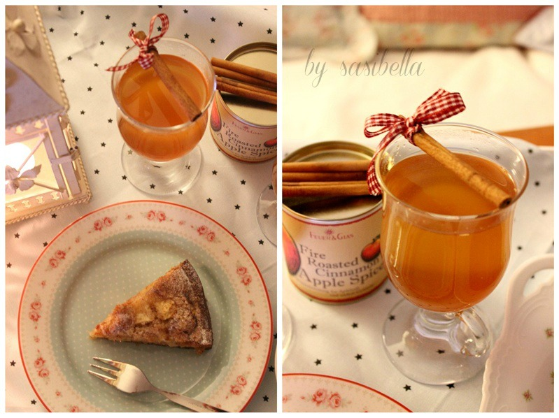 Apple Cinnamon Cake & Punsch 4