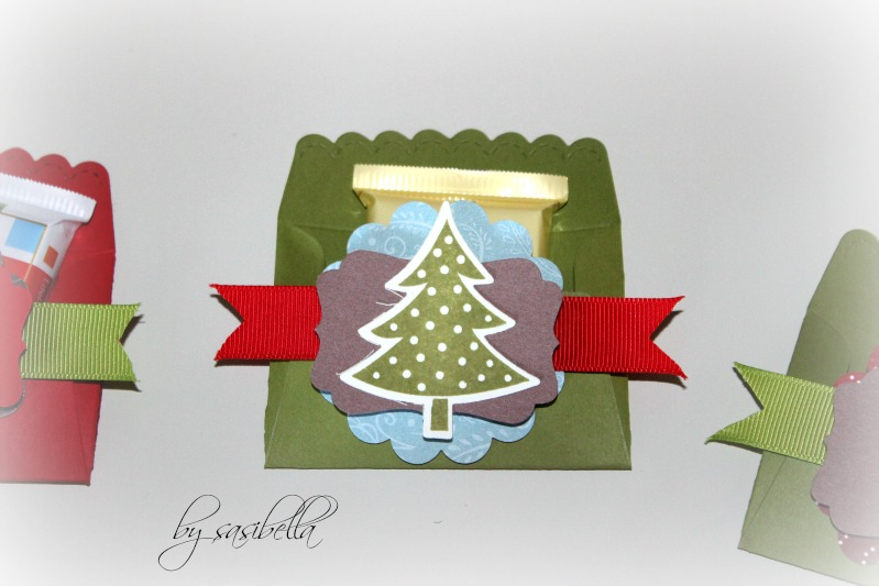 Adventskalendertürchen # 7 Mini-Ritter-Sport Verpackung 2