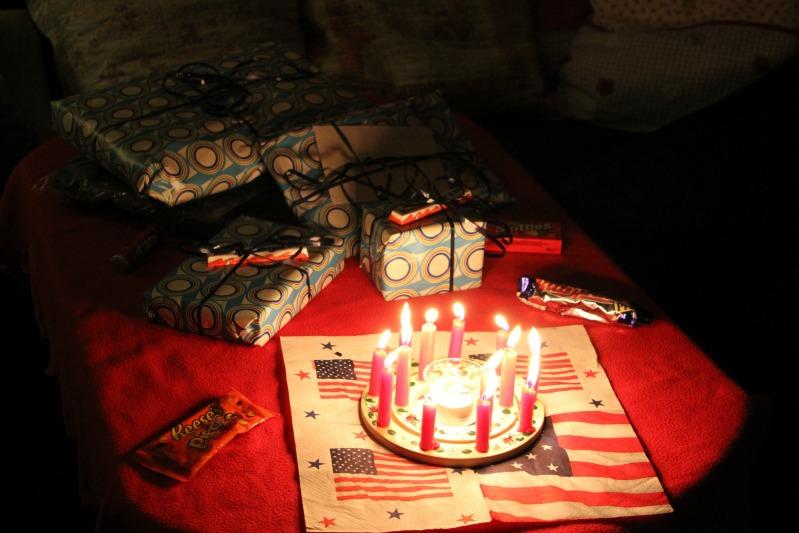 Kreativer Freitag # 1/13 - USA Party 1