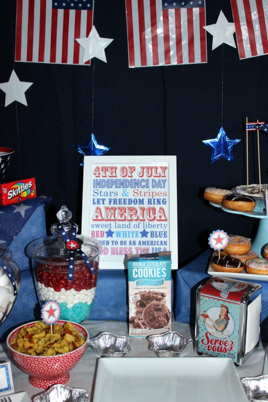 Kreativer Freitag # 1/13 - USA Party 5