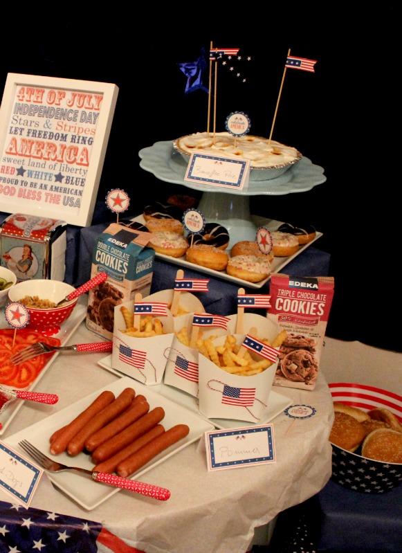 Kreativer Freitag # 1/13 - USA Party 12