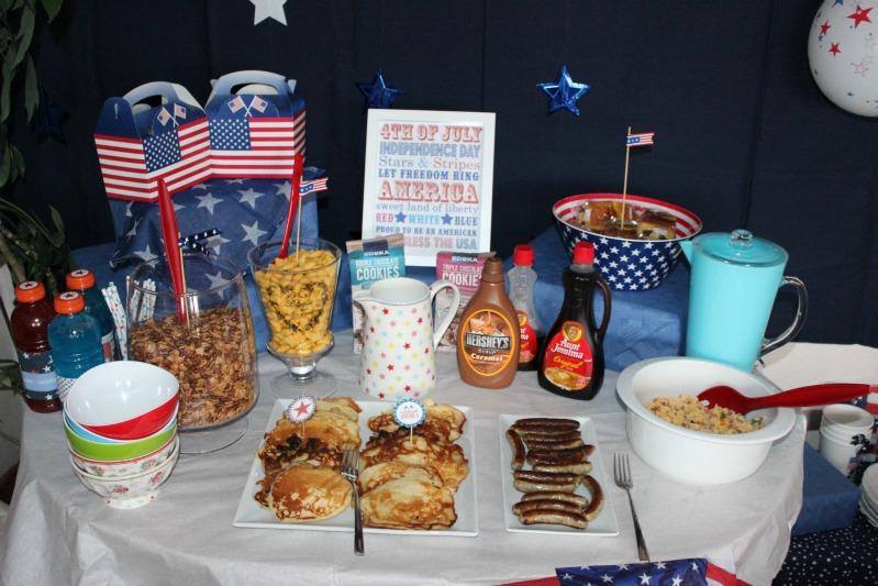 Kreativer Freitag # 1/13 - USA Party 17