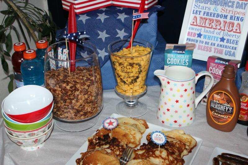 Kreativer Freitag # 1/13 - USA Party 18