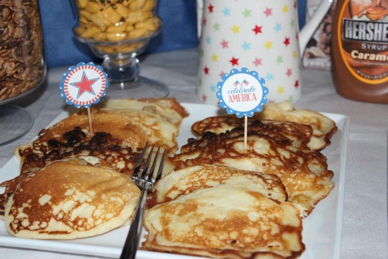 Kreativer Freitag # 1/13 - USA Party 19